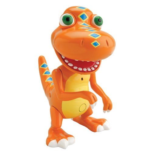 Learning Curve Dinosaur Train - InterAction Buddy