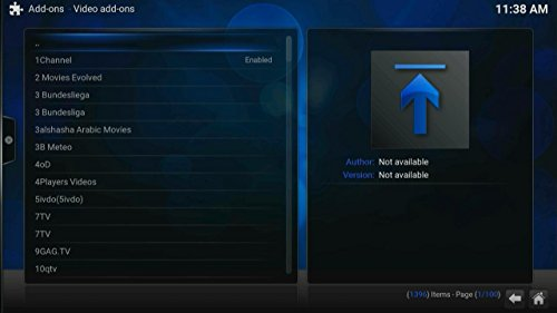 how to add streams onto kodi for android box