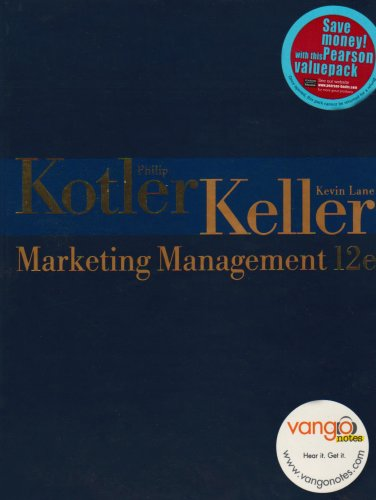 Marketing Management: AND