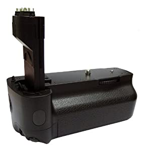 Hahnel HC-5D Mk II Battery Grip for Canon EOS 5D with Built-in Remote Control