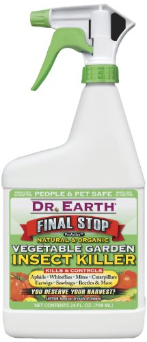 Dr. Earth 8005 Ready to Use Vegetable Garden Insect Killer,