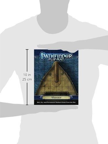 Pathfinder Flip-Mat: Warship (Pathfinder Flipmat Giant Lairs)