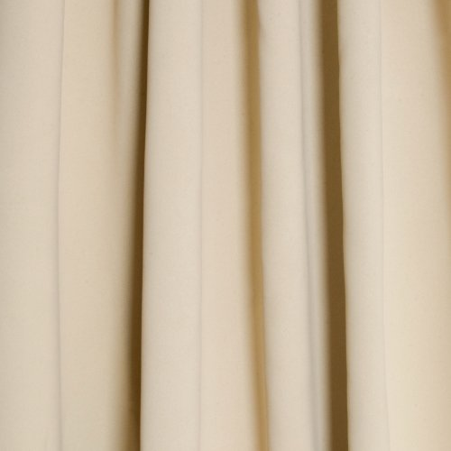 Rod Pocket Energy Saving Thermal Insulated Blackout Curtain 108 Inch ...