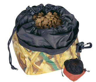 Classic Accessories Dog Travel Food Storage Bowl