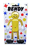 VINTAGE Mr. Bendy Man Toy Rubber Plastic Novelty (out of production)