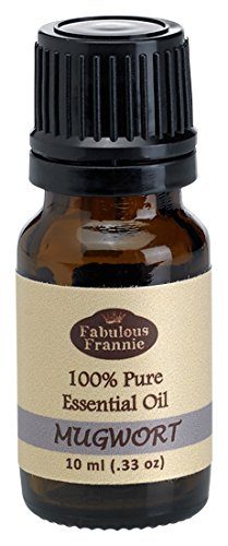 Mugwort 100% Pure, Undiluted Essential Oil Therapeutic Grade - 10ml- Great For Aromatherapy!