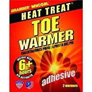 Grabber Performance TWES Heat Treat Toe Warmers