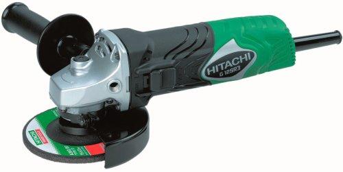 Hitachi G12SR3/J1 Angle Grinder (115mm, 730 W, 230 V)