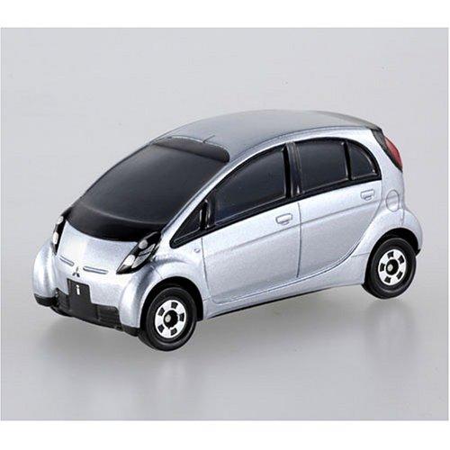 Tomy Mitsubishi i Silver #117-4
