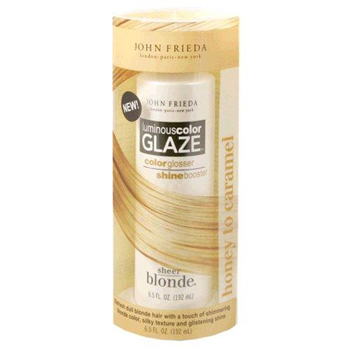 9 John Frieda Sheer Blonde Luminous Color Glaze Honey