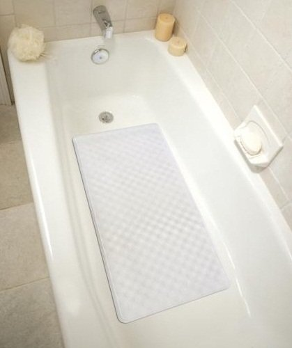 Ginsey Aquatouch Eco-friendly Rubber Bath Mat