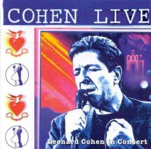 Cohen Live [MINIDISC]