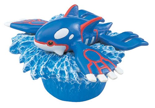 "Takaratomy Kyogre (MC-53): Pokemon Monster Collection 2"" Mini Figure"