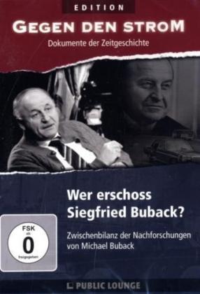 GEGEN DEN STROM - WER ERSCHOSS SIEGFRIED BUBACK? [IMPORT ALLEMAND] (IMPORT) (DVD)