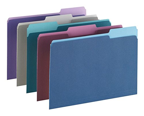 officemax-colored-file-folders-letter-1-3-cut-assorted-jewel-100-box