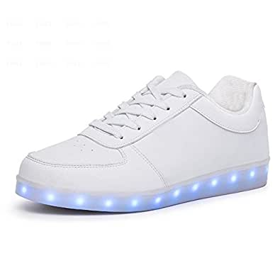 Amazon.com: Light up Sneakers for Adults Womens Men Light Sneakers
