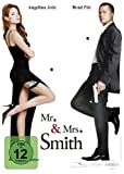 Mr. & Mrs. Smith (DVD)