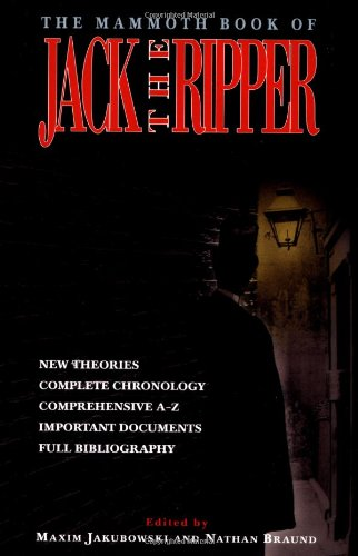 Mammoth Book of Jack the Ripper