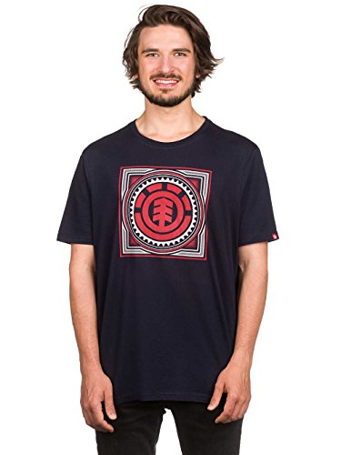 element-t-shirts-element-spurred-t-shirt-eclipse-navy