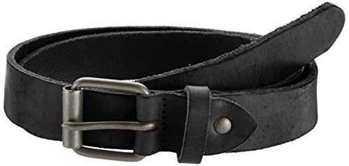Selected - Cintura Noos, Uomo, nero (Schwarz (Black C-N10)), 95 cm