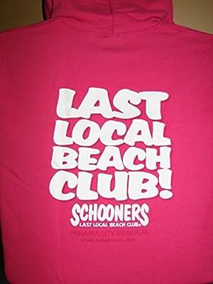Last Local Beach Club Pullover Hoodie