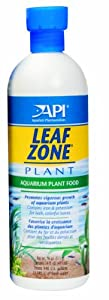 API Leaf Zone Aquarium Plant Food, 16-Ounce