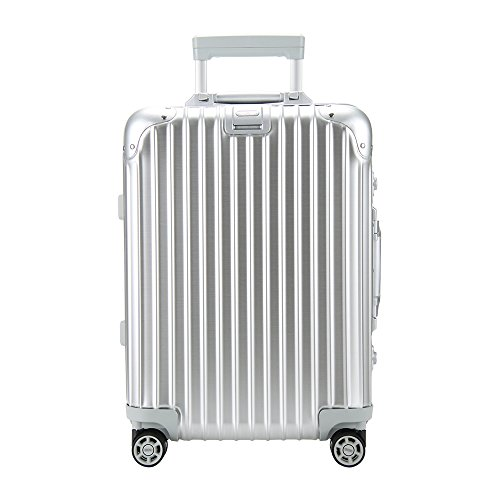 RIMOWA リモワ トパーズ 932.52 93252 【4輪】 スーツケース マルチ TOPAS シルバー Cabin MultiWheel IATA 32L (920.52.00.4)