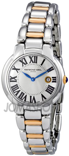 Raymond Weil Jasmine Two-tone Ladies Watch 5229-S5-00659