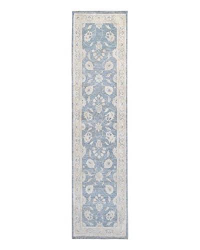 Kalaty One-of-a-Kind Pak Rug, Blue, 2' 8 x 9' 9Runner