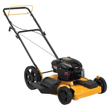 Poulan Pro PR550N22SH 2 in 1 Side Discharge and Bag with High Front Wheel Self-Propelled Mower, 22-Inch Reviews