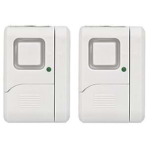 GE Personal Security Window/Door Alarm (2 pack)