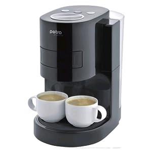 petra electric km kaffee pad automat kaffeepadmaschine test. Black Bedroom Furniture Sets. Home Design Ideas