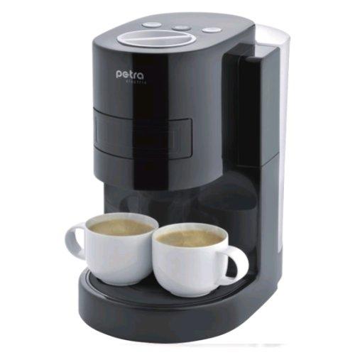 wmf kaffeepadmaschine petra electric km kaffee pad automat. Black Bedroom Furniture Sets. Home Design Ideas