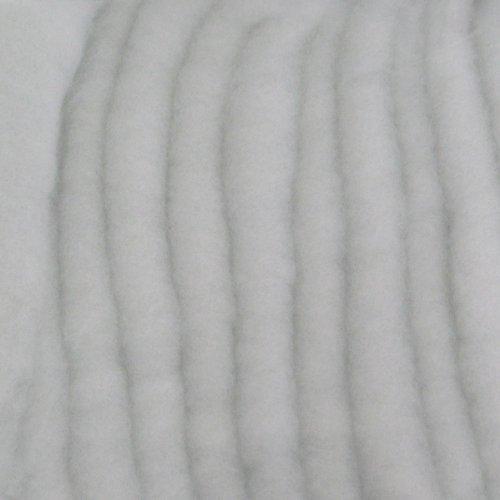 Füllwatte Bastelwatte Füllmaterial 400g weiß