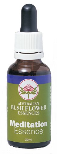Australian Bush Flower Essences Meditation Drops
