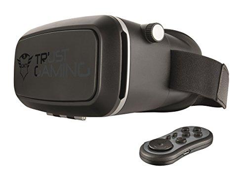 Trust GXT 720 Vetri Realtà Virtuale 3D per Smartphone