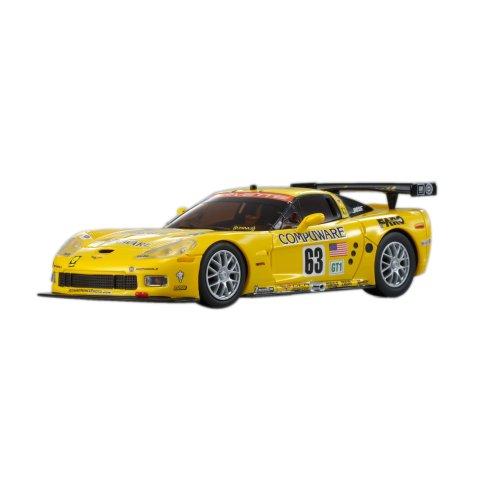 Review Kyosho ASC FX-101MM T2   RC CAR PARTS   Chevrolet Corvette C6-R No.63 DNX408L7 ( Japanese Import )