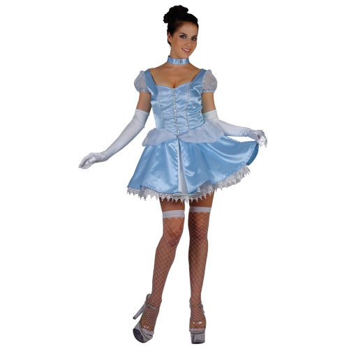 Sexy Saucy Cinderella Halloween Costume by Wicked