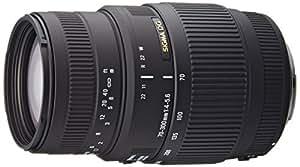 Sigma 70-300mm f/4-5.6 DG Macro Telephoto Zoom Lens for Canon SLR Cameras