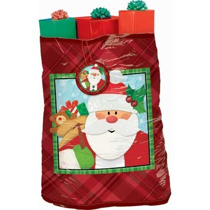Crafty Christmas 56in x 44in Giant Gift Sack