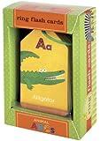 Animal ABC's Ring Flash Cards
