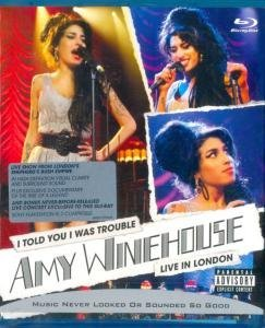 AMY WINEHOUSE:I TOLD YOU I WAS TROUBLE