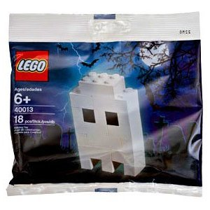 LEGO Seasonal Exclusive Mini Figure Set #40013 Ghost Bagged - 1