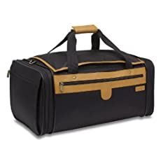 Hartmann Packcloth Club Bag Duffle
