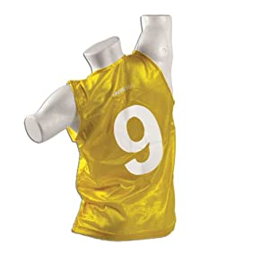Kwik Goal Number Vests (1-50) by Kwik Goal, Ltd
