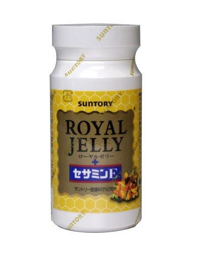サントリー セサミンEローヤルゼリー 瓶 120粒