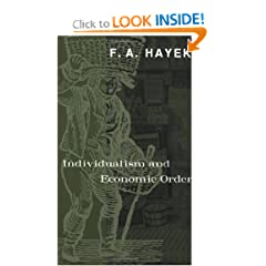 Individualism and Economic Order (9780226320939)