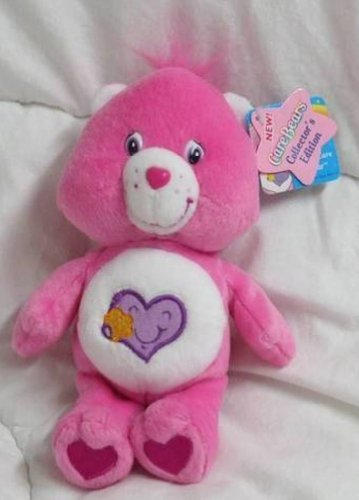 "Care Bears 8"" Take Care Bear - Collector's Edition (2003) - 1"