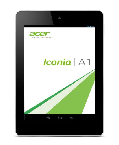 TABLET ICONIA A1-810 8 - Acer Tablets Iconia Tab Series