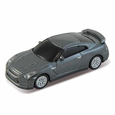 Nissan GT-R Car USB Memory Stick 4Gb - Grey from AutoRegalia
